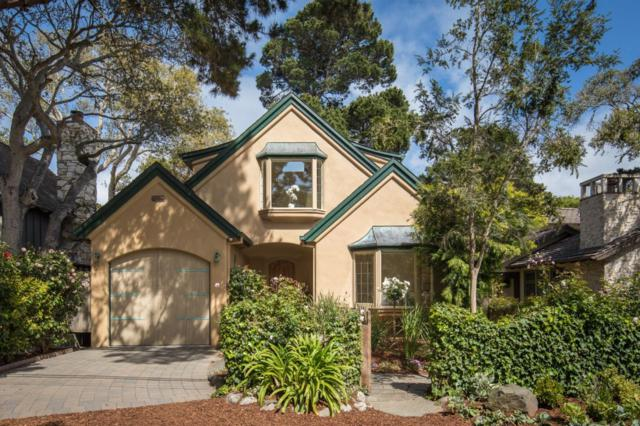0 San Carlos 5Ne Of Santa Lucia St, Carmel, CA 93923 (#ML81702860) :: The Goss Real Estate Group, Keller Williams Bay Area Estates