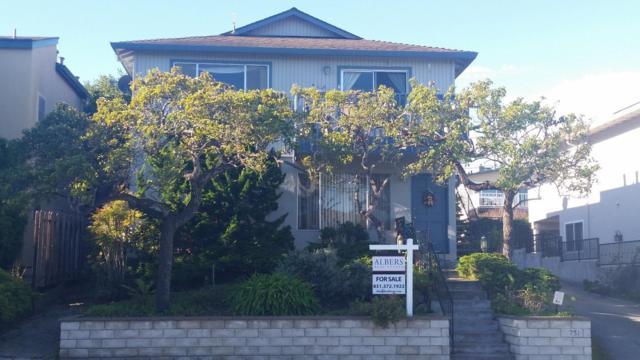 751 Spencer St, Monterey, CA 93940 (#ML81708735) :: The Warfel Gardin Group