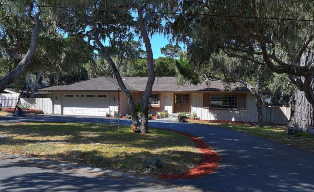 1100 Presidio Rd, Pebble Beach, CA 93953 (#ML81714760) :: The Goss Real Estate Group, Keller Williams Bay Area Estates