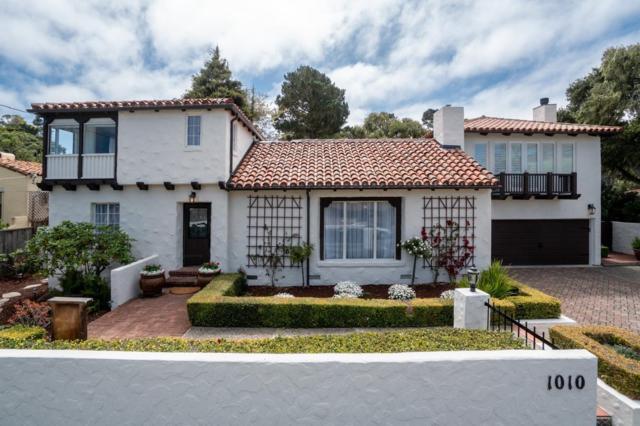 1010 Broncho Rd, Pebble Beach, CA 93953 (#ML81716513) :: von Kaenel Real Estate Group