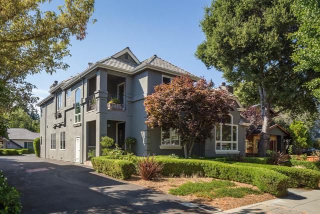 827 Hamilton Ave, Palo Alto, CA 94301 (#ML81718233) :: Strock Real Estate
