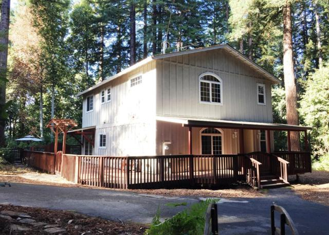 1720 Upper Scenic Dr, Felton, CA 95018 (#ML81727366) :: The Kulda Real Estate Group