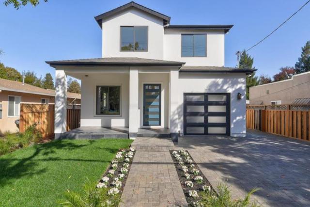 1640 Villa St, Mountain View, CA 94041 (#ML81728961) :: Strock Real Estate