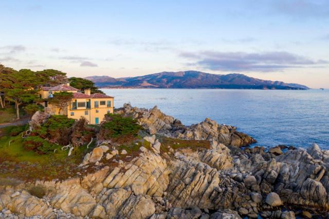 3200 17 Mile Dr, Pebble Beach, CA 93953 (#ML81729783) :: Strock Real Estate