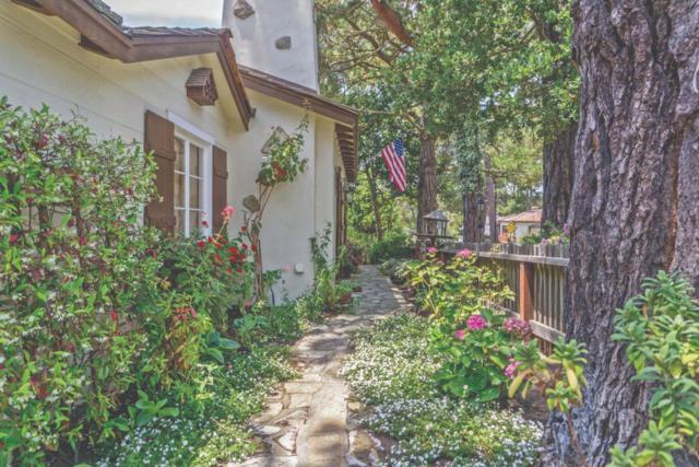0 3rd Avenue Se Corner Of Lobos St, Carmel, CA 93921 (#ML81738089) :: The Gilmartin Group