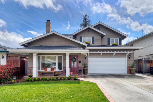 1839 Poplar Ave, Redwood City, CA 94061 (#ML81744705) :: The Realty Society