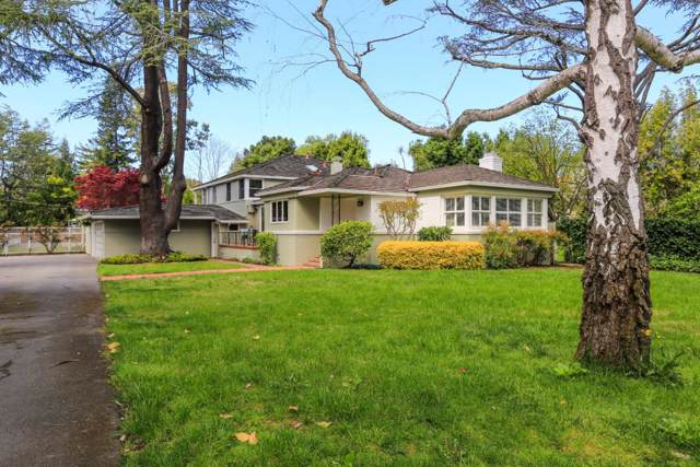 40 Selby Ln, Atherton, CA 94027 (#ML81772063) :: Strock Real Estate