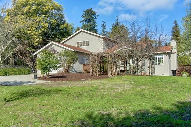 Stone Crest, Santa Cruz, CA 95060 (#ML81782182) :: Real Estate Experts