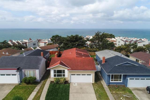 124 Paradise Dr, Pacifica, CA 94044 (#ML81788047) :: The Kulda Real Estate Group
