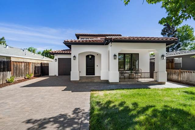 3011 Bryant St, Palo Alto, CA 94303 (#ML81789011) :: Strock Real Estate