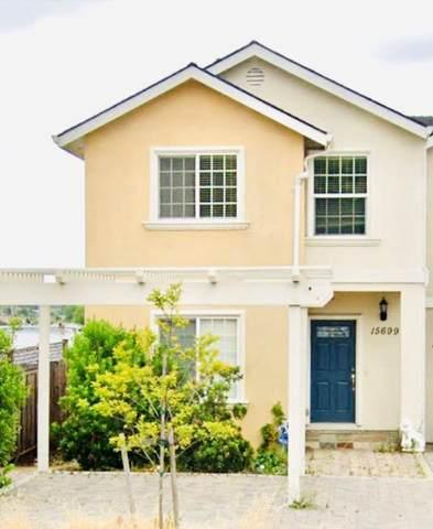 15699 Liberty St, San Leandro, CA 94578 (#ML81792860) :: Strock Real Estate