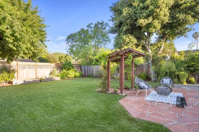 1150 Hollyburne Ave, Menlo Park, CA 94025 (#ML81793520) :: The Sean Cooper Real Estate Group