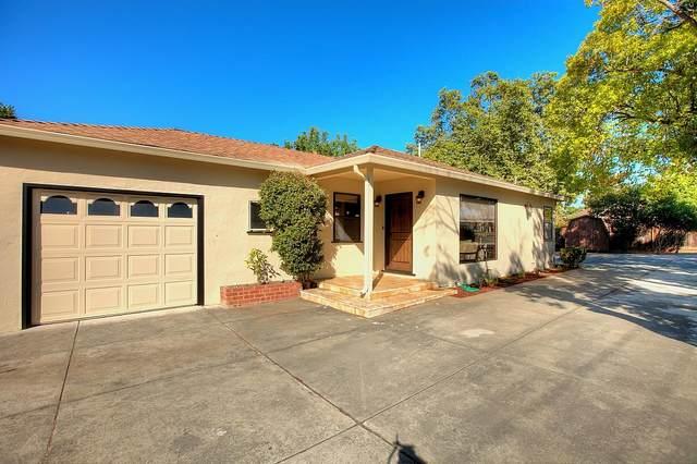 2283 Grant Rd, Los Altos, CA 94024 (#ML81797589) :: Strock Real Estate