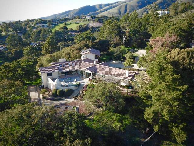 335 El Caminito Rd, Carmel Valley, CA 93924 (#ML81797846) :: Paymon Real Estate Group