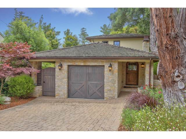 24576 Portola Ave, Carmel, CA 93923 (#ML81799745) :: Strock Real Estate