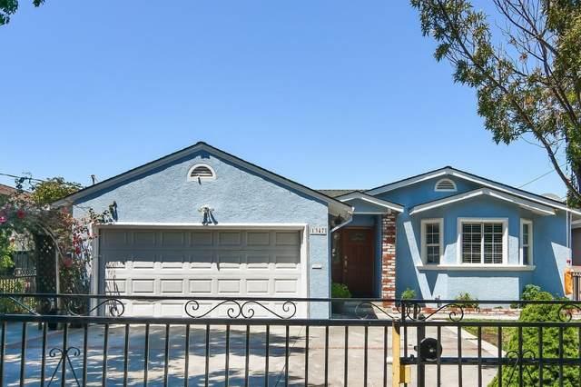 1347 Windermere Ave, Menlo Park, CA 94025 (#ML81803466) :: The Sean Cooper Real Estate Group