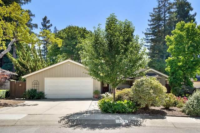 463 Claremont Way, Menlo Park, CA 94025 (#ML81804811) :: Intero Real Estate