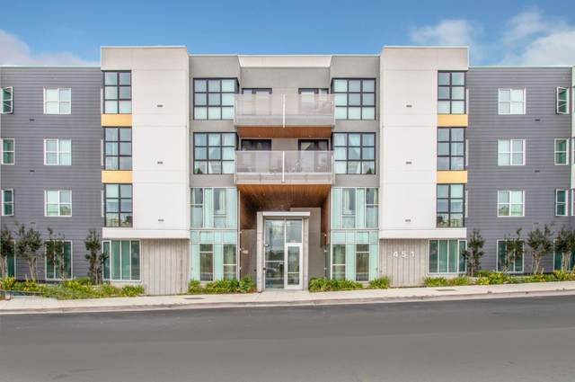 451 Donahue St 315, San Francisco, CA 94124 (#ML81806914) :: The Goss Real Estate Group, Keller Williams Bay Area Estates