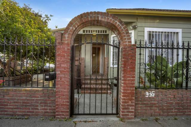 335 Bissell Ave, Richmond, CA 94801 (#ML81808863) :: The Realty Society