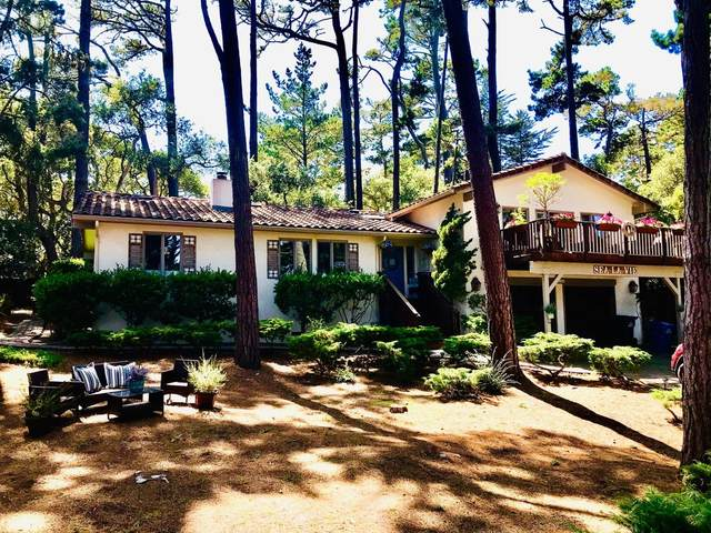 4096 Crest Rd, Pebble Beach, CA 93953 (#ML81809651) :: Alex Brant