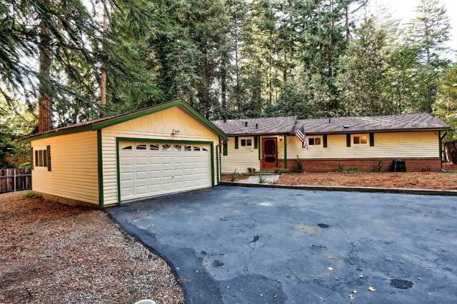 8871 Empire Grade, Santa Cruz, CA 95060 (#ML81812703) :: The Sean Cooper Real Estate Group