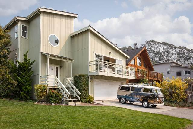 154 Madrona Ave, El Granada, CA 94018 (#ML81814351) :: The Realty Society