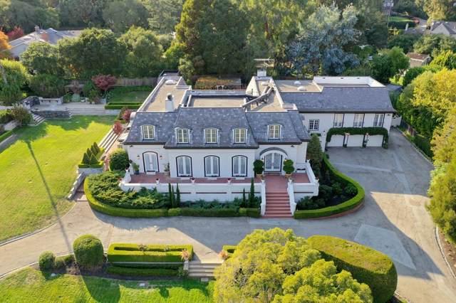 325 Ascot Rd, Hillsborough, CA 94010 (#ML81814731) :: The Goss Real Estate Group, Keller Williams Bay Area Estates