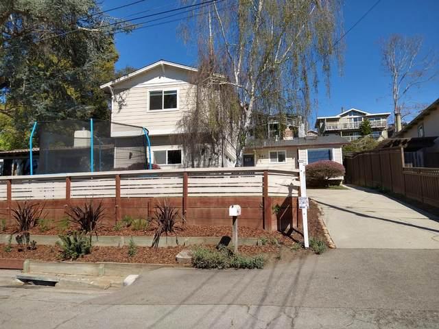 461 Monterey Dr, Aptos, CA 95003 (#ML81825820) :: Schneider Estates