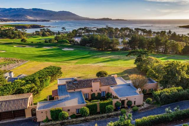 3322 17 Mile Dr, Pebble Beach, CA 93953 (#ML81826017) :: Real Estate Experts