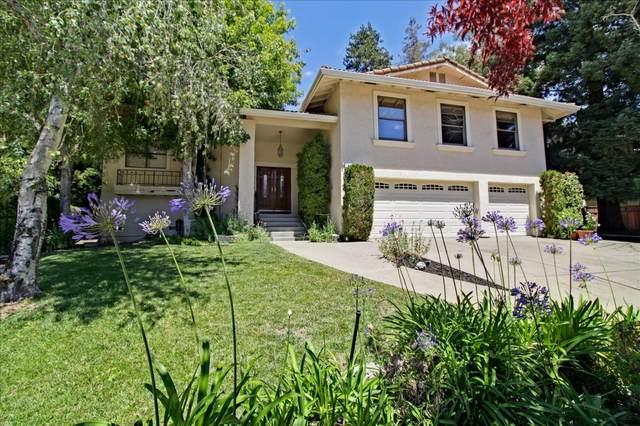 408 Old Ranch Ct, San Ramon, CA 94582 (#ML81827375) :: The Gilmartin Group