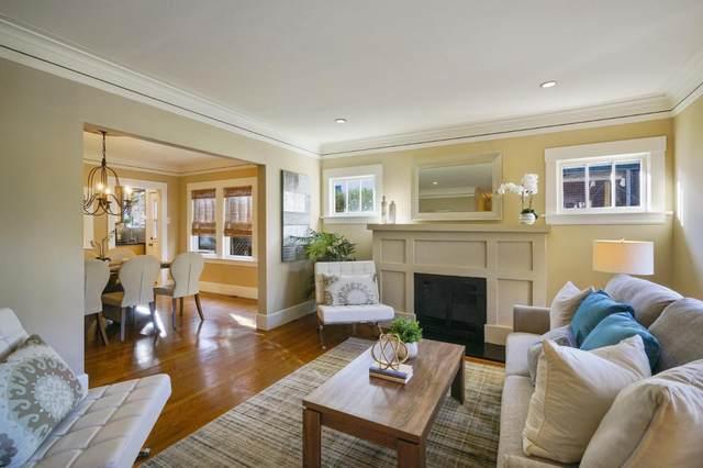 1027 Chula Vista Ave, Burlingame, CA 94010 (#ML81828871) :: Intero Real Estate
