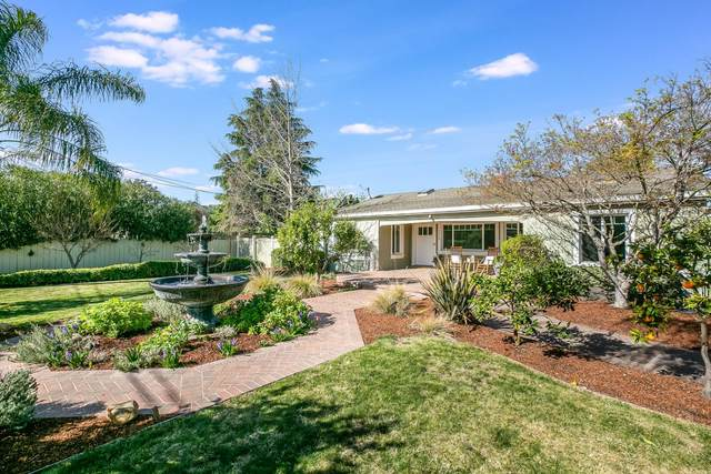 1549 Walnut Dr, Campbell, CA 95008 (#ML81831724) :: Real Estate Experts
