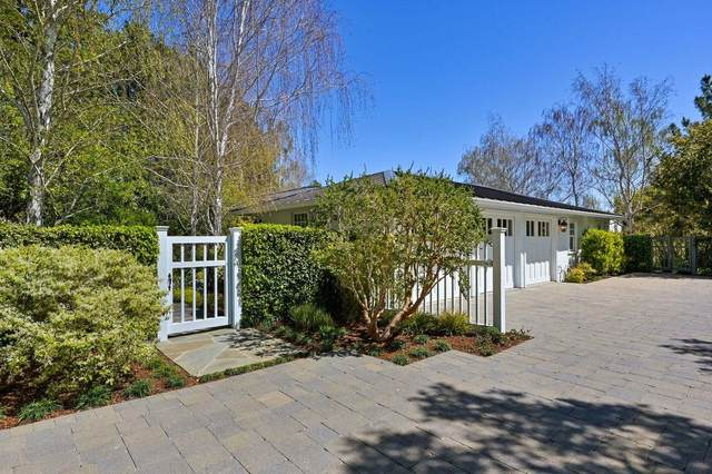 130 Ridgeway Rd, Hillsborough, CA 94010 (#ML81838526) :: The Gilmartin Group