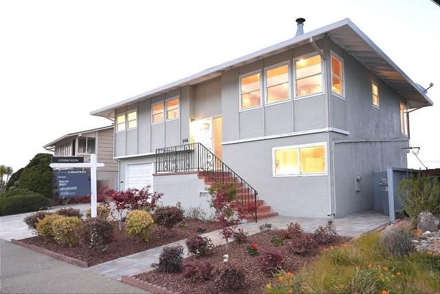 146 Lassen Dr, San Bruno, CA 94066 (#ML81839291) :: Schneider Estates