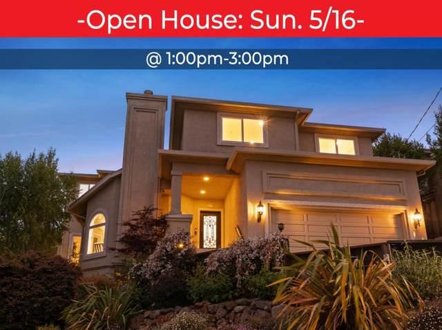 324 Oakview Dr, San Carlos, CA 94070 (MLS #ML81840176) :: Compass