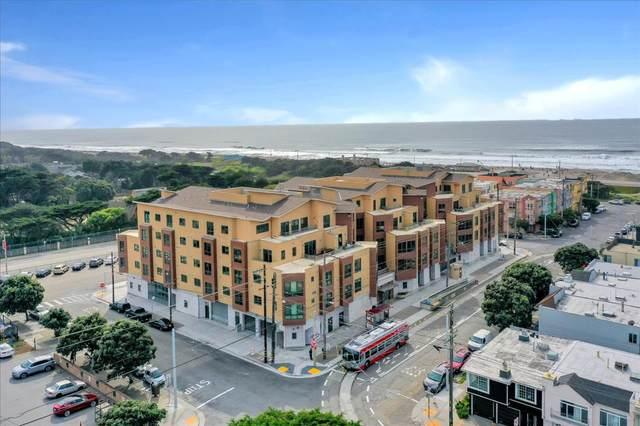 3535 Wawona St 422, San Francisco, CA 94116 (#ML81840399) :: Schneider Estates