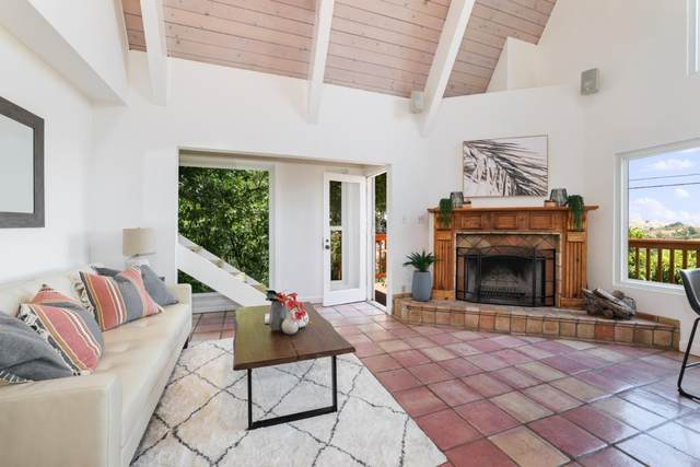 151 Harvard Ave, Mill Valley, CA 94941 (#ML81841861) :: The Kulda Real Estate Group