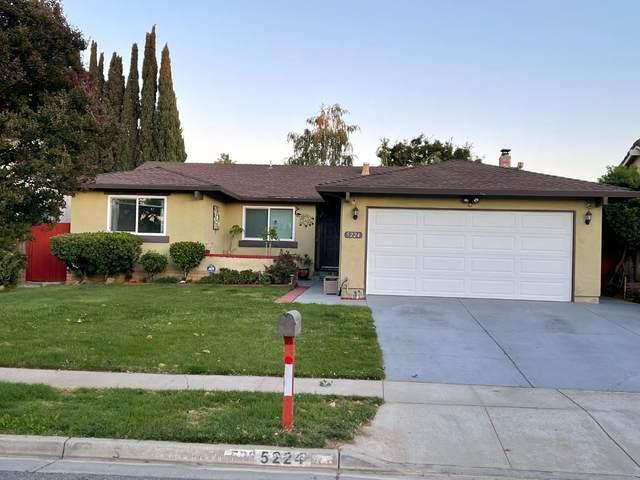 5224 Harvest Est, San Jose, CA 95135 (#ML81848710) :: Real Estate Experts