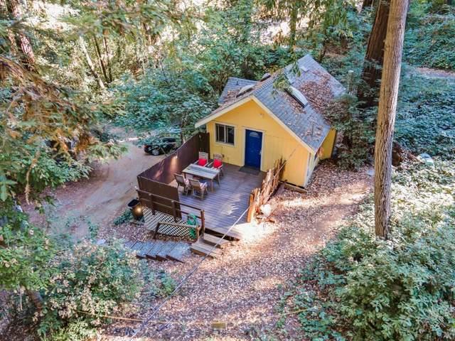 12175 Monan Way, Boulder Creek, CA 95006 (#ML81851421) :: The Kulda Real Estate Group