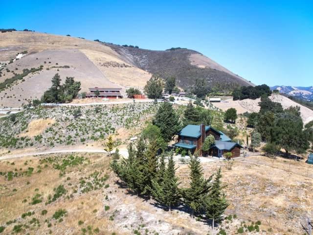 33751 E Carmel Valley Rd, Carmel Valley, CA 93924 (#ML81857362) :: The Kulda Real Estate Group
