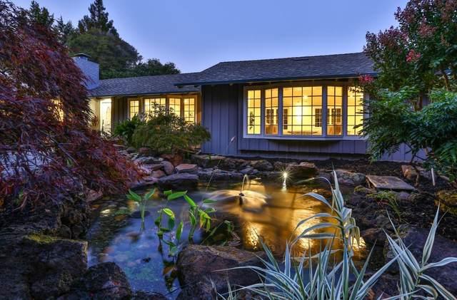 770 Graham Hill Rd, Santa Cruz, CA 95060 (#ML81860959) :: The Sean Cooper Real Estate Group