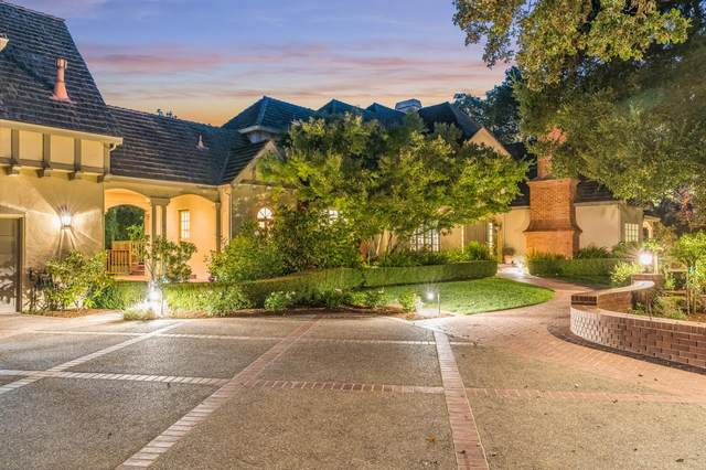 6 Knoll Vis, Atherton, CA 94027 (#ML81864347) :: The Sean Cooper Real Estate Group