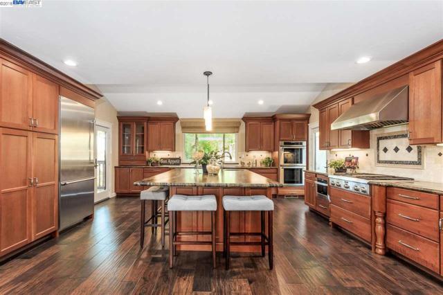 420 Pine Hill Ln, Pleasanton, CA 94566 (#BE40817157) :: The Kulda Real Estate Group