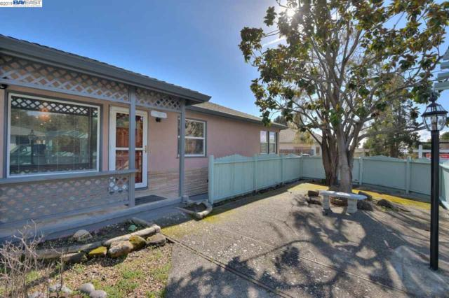 1623 E St, Hayward, CA 94541 (#BE40857260) :: The Realty Society