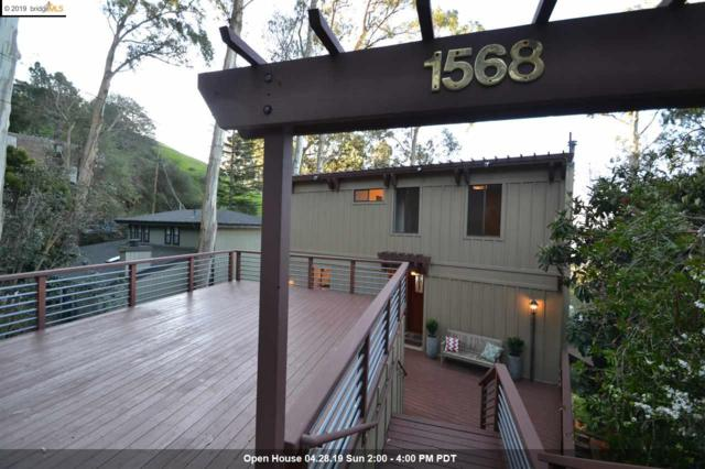1568 Campus Dr, Berkeley, CA 94708 (#EB40857654) :: The Goss Real Estate Group, Keller Williams Bay Area Estates