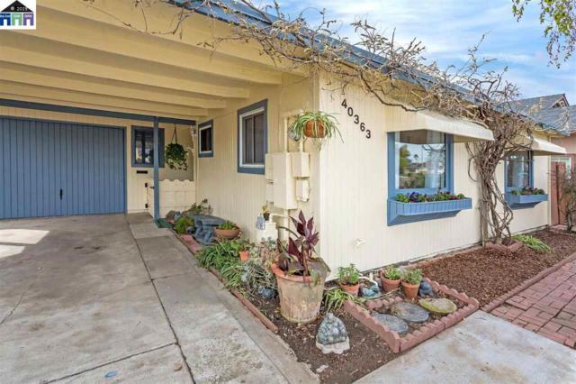40363 Fremont, Fremont, CA 94538 (#MR40858108) :: Strock Real Estate