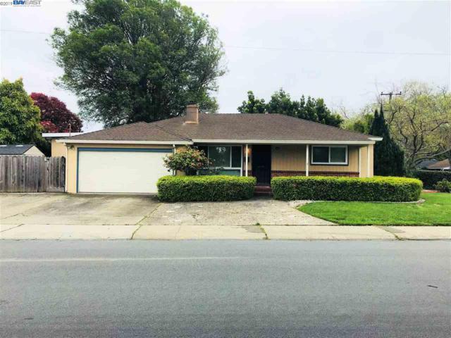 1280 Via Coralla, San Lorenzo, CA 94580 (#BE40859738) :: The Kulda Real Estate Group