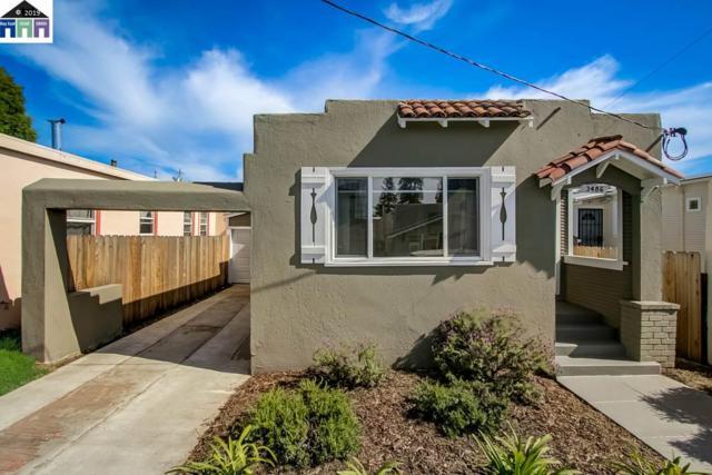 3486 38Th Ave, Oakland, CA 94619 (#MR40862582) :: Strock Real Estate