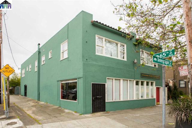 6436 Telegraph Ave, Oakland, CA 94609 (#MR40864646) :: The Kulda Real Estate Group