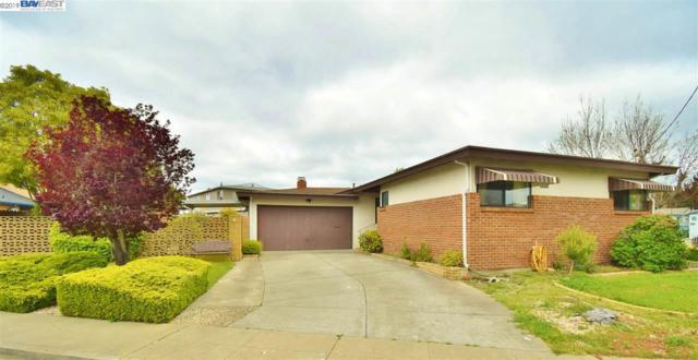 2288 Minnie St, Hayward, CA 94541 (#BE40864872) :: Maxreal Cupertino